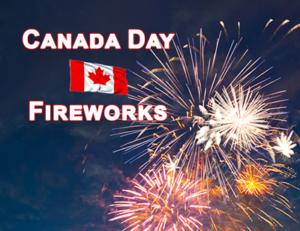 Canada Day Fireworks Sponsor